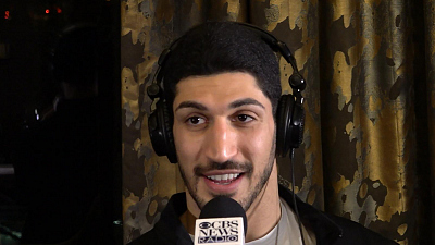 "The Takeout - ""The Takeout"": Boston Celtics' Enes Kanter"