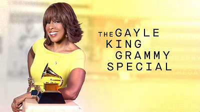 "GRAMMY Awards - ""The Gayle King Grammy Special"""