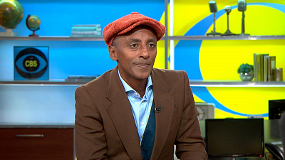 CBS This Morning - Chef Marcus Samuelsson on culture and cooking