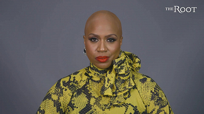 CBS This Morning - Ayanna Pressley reveals she has alopecia