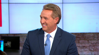CBS This Morning - Jeff Flake's advice to party ahead of trial