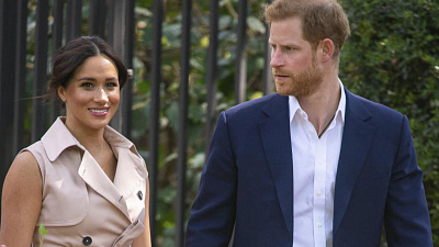 "CBS This Morning - Harry and Meghan in ""uncharted territory"""