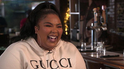 CBS This Morning - Lizzo's ride to the top