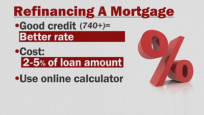 CBS This Morning - Good news for homeowners looking to refinance