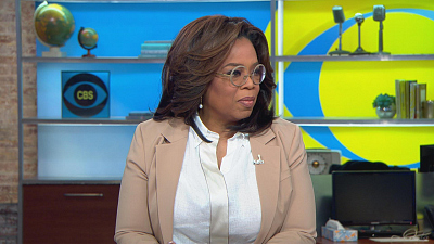 CBS This Morning - Oprah on her role in Russell Simmons exposé
