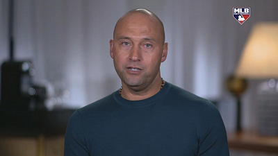 CBS This Morning - Derek Jeter elected to Baseball Hall of Fame