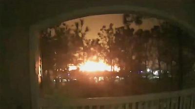 CBS This Morning - Houston explosion felt across the city