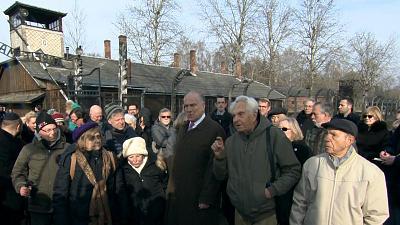 CBS This Morning - Holocaust survivor opens up about Auschwitz