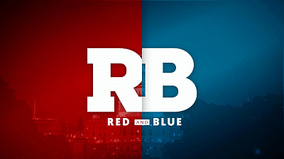 Red and Blue - 2/10/20: Red and Blue