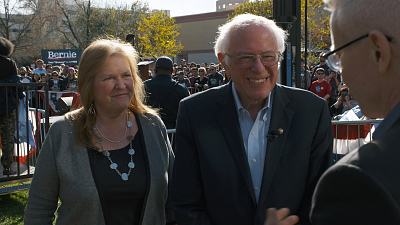 60 Minutes - Bernie Sanders, 298 Counts of Murder, Vision of Music