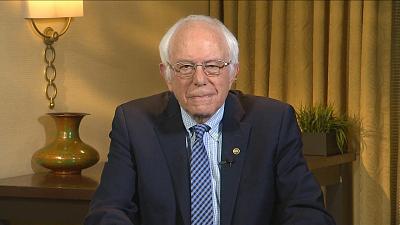 """CBS This Morning - Sanders: U.S. already a """"socialist society"""""""