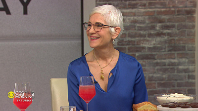 CBS This Morning - Acclaimed chef shares her favorite recipes