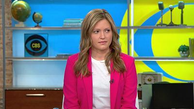 CBS This Morning - Uber whistleblower details her allegations