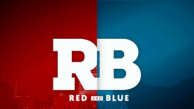 Red and Blue - 2/18/20: Red and Blue