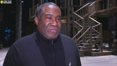 CBS This Morning - Eric Owens on his trailblazer
