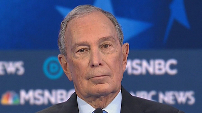 CBS This Morning - Did Bloomberg survive his first debate?