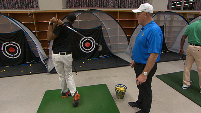 CBS This Morning - Program uses golf to get kids into college
