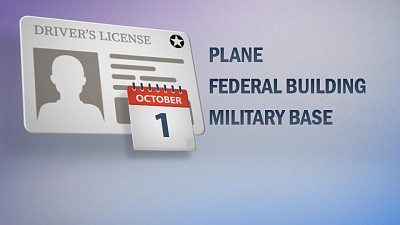 CBS This Morning - Real ID deadline worries airports, lawmakers