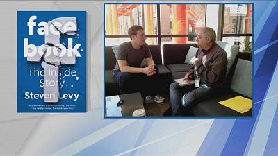 CBS This Morning - New book promises inside look at Facebook