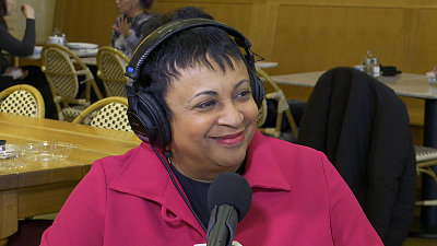 "The Takeout - Librarian of Congress Carla Hayden on ""The Takeout"""