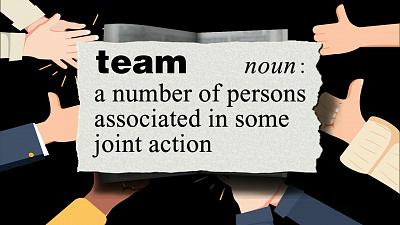 """Sunday Morning - Faith Salie on the corporate buzzword """"team"""""""