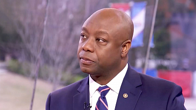 CBS This Morning - Senator Tim Scott on biggest threat to Trump