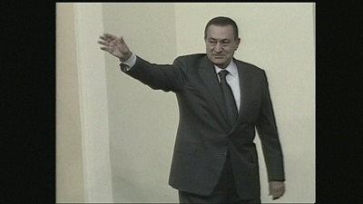 CBS This Morning - Former Egyptian President Hosni Mubarak dies