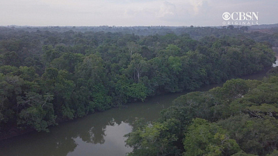CBS This Morning - Behind the Amazon rainforest's rapid decline