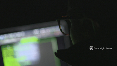 CBS This Morning - Investigation uncovers dark web murder-for-hire plots