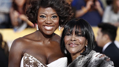 CBS This Morning - Viola Davis and Julius Tennon on the trailblazers who inspired them