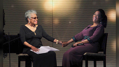 CBS This Morning - Oprah Winfrey on her trailblazer