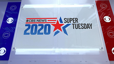 CBS News Specials - CBS News Special: Super Tuesday: High Stakes
