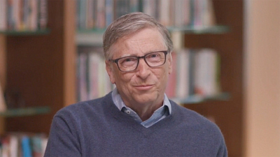 CBS This Morning - Bill Gates reacts to federal virus response