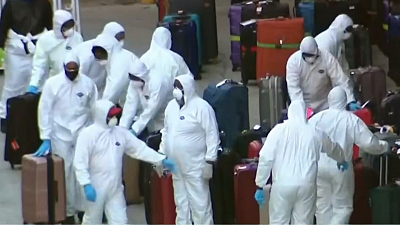 CBS This Morning - Ship passengers sent home without quarantine