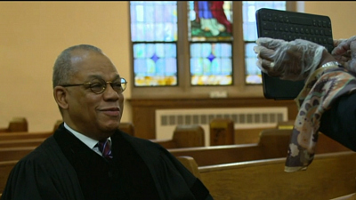 "CBS This Morning - Virtual services are ""difficult,"" pastors say"