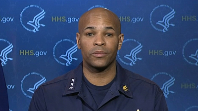 "CBS This Morning - Surgeon General calls test levels ""a concern"""