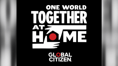 CBS This Morning - Global Citizen announces virtual festival