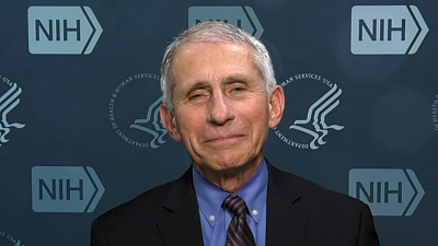 CBS This Morning - Fauci on how we can flatten the virus curve