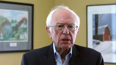 CBS This Morning - Bernie Sanders suspends 2020 campaign