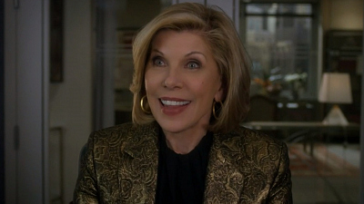"CBS This Morning - Christine Baranski talks ""The Good Fight"""