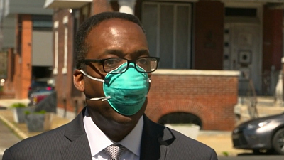 CBS This Morning - Pandemic hits Philadelphia black communities