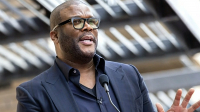 CBS This Morning - Tyler Perry on COVID-19 in black communities