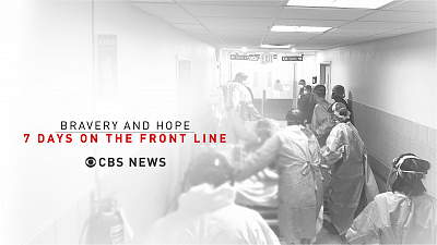 CBS News Specials - Bravery and Hope: 7 Days on the Front Line
