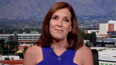 CBS This Morning - Arizona Senator McSally talks pandemic and memoir