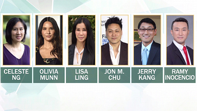 CBS This Morning - Asian Americans honor their heritage