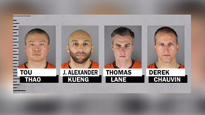 CBS This Morning - All 4 officers arrested for Floyd death
