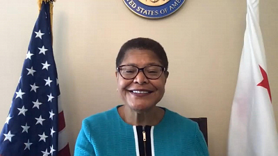 "The Takeout - Representative Karen Bass on ""The Takeout"""
