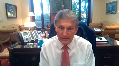"The Takeout - Senator Joe Manchin on ""The Takeout"""