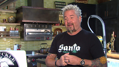 Sunday Morning - Guy Fieri talks food, fame and philanthropy