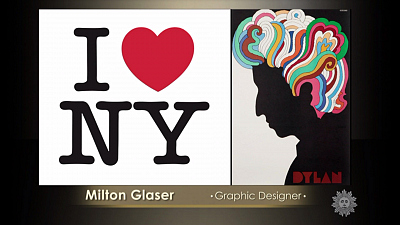 Sunday Morning - Passage: Graphic designer Milton Glaser